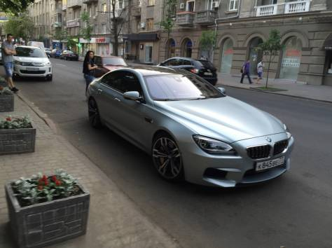 BMW M6 2014 Grand coupe, фотография 6