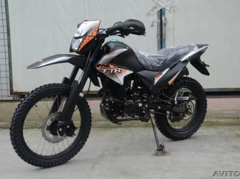 Продаю мотоцикл Fighter 250 TSR кросс, фотография 1