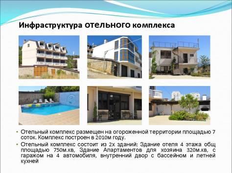 Продается гостиница в Алуште , elite-estate@mail.ru, фотография 5