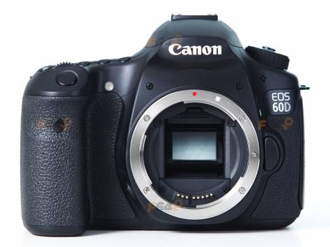 Canon EOS 60D Kit 18-55 IS II, фотография 2