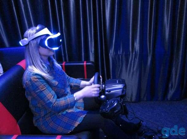 Погружение в мир виртуальной реальности, фотография 1