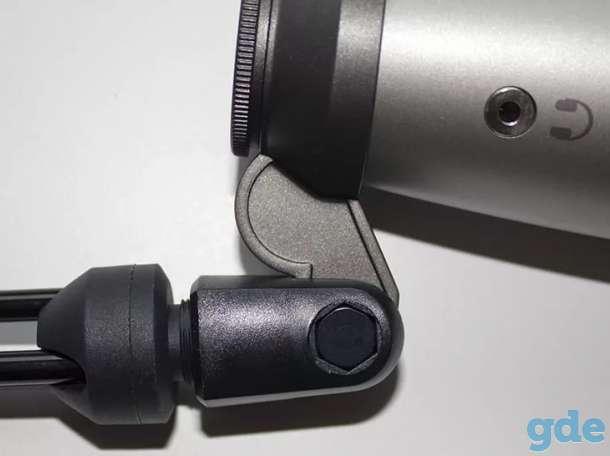 Легендарный Samson C01U PRO USB Микрофон. Жмите, фотография 8