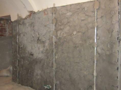 Штукатурка стен внутри дома