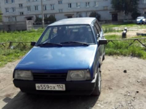 Продаю а/м ВАЗ-2109, фотография 1