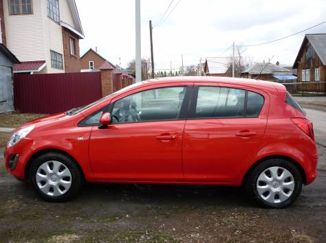 Продам Opel Corsa (2013), фотография 2