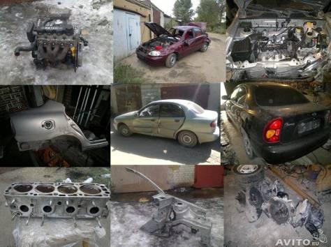 Авто разбор Zaz Sens Chevrolet Lanos, фотография 1