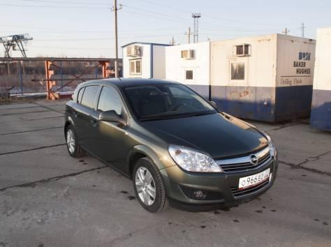 Opel Astra H, фотография 5