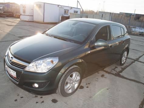Opel Astra H, фотография 8