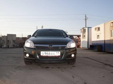 Opel Astra H, фотография 9