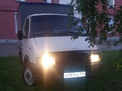 ГАЗ ГАЗЕЛЬ 330210 1997, фотография 8