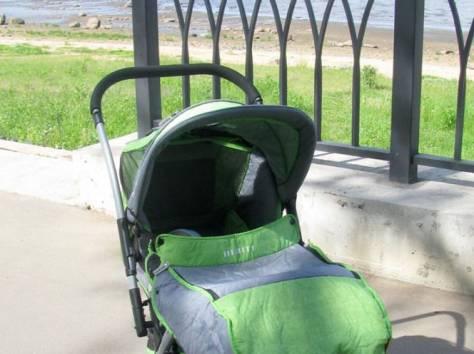 Продам прогулочную коляску Infinity Comfort Lux, фотография 1