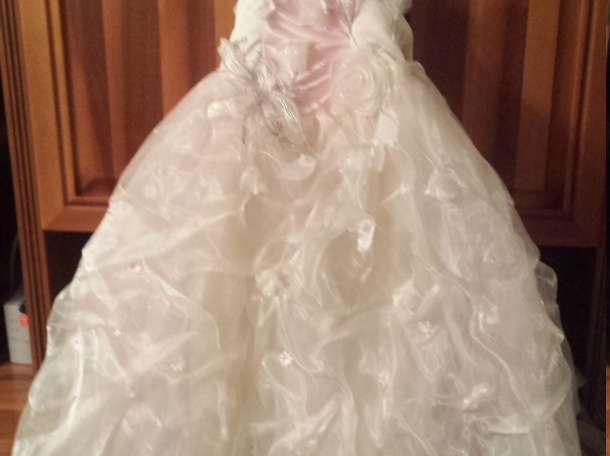 Бальное платье для маленькой принцессы, фотография 1