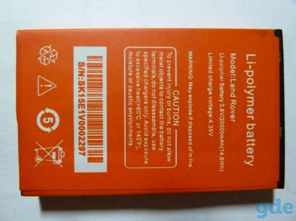 Защищенный смартфон с рацией, фотография 5