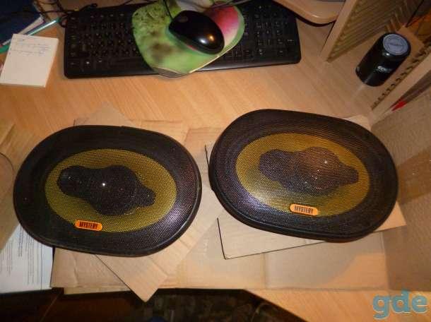 новые акустические системы  MYSTERY, фотография 2