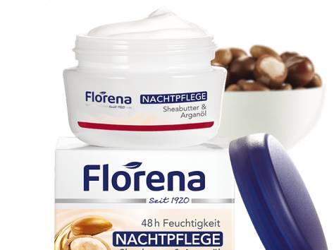 Florena Флорена крем для лица, фотография 11