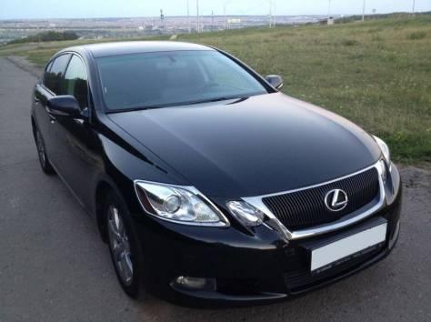 Lexus GS 300 3.0 AT (249 л.с.) 2008, фотография 3