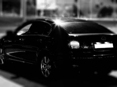Lexus GS 300 3.0 AT (249 л.с.) 2008, фотография 5