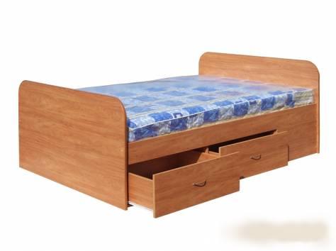 Кровать из лдсп своими руками фото