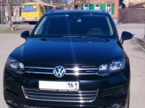 Volkswagen Touareg 3.6 AT (249 л.с.) 4WD 2014, фотография 3