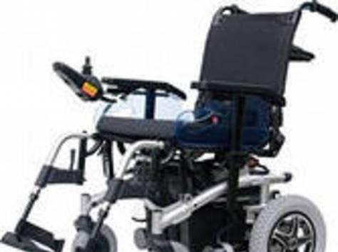Продаю Инв. кресло-коляску с электроприводом X-power 15, фотография 1