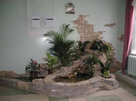 Ладшафтный дизайн, фонтаны, декоративные водоемы, фотография 4