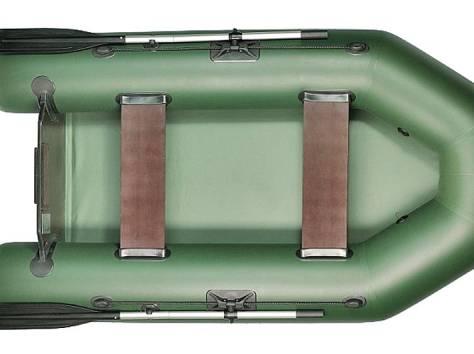 Надувная лодка пвх Витязь, фотография 2