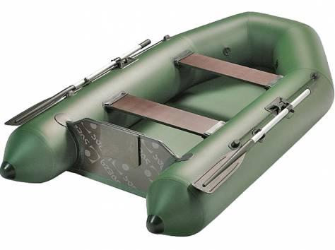 Надувная лодка пвх Витязь 2850, фотография 2
