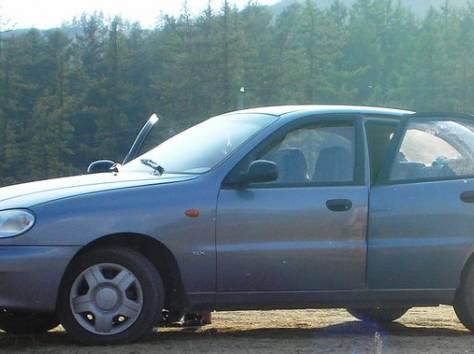 Продаю автомобиль Шевроле Ланос 2008 г., фотография 2