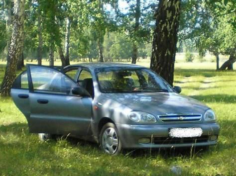 Продаю автомобиль Шевроле Ланос 2008 г., фотография 3