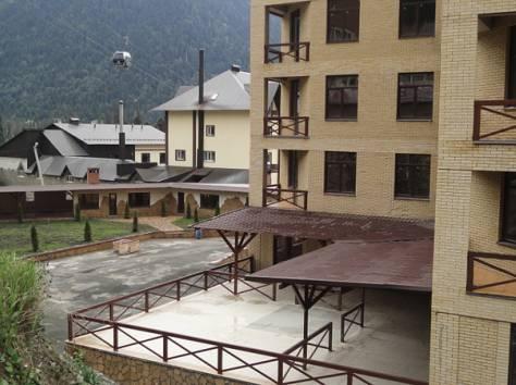1к. квартира в курортном поселке Домбай, фотография 3
