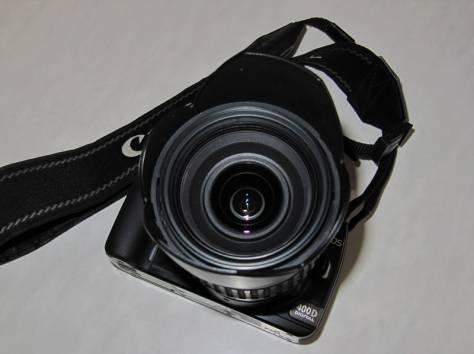 Зеркальный фотоаппарат Canon 400D, фотография 4
