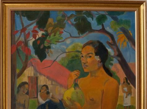 Продам копию картины П. Гогена , фотография 1