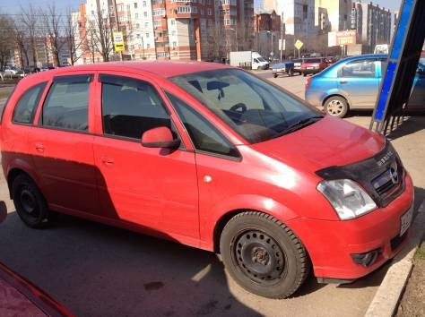 Opel Meriva, фотография 3