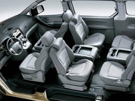 Прокат микроавтобуса Hyundai Grand Starex с водителем, фотография 1
