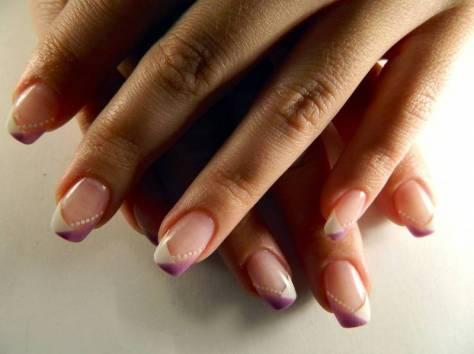 фото ногтей виды нарощенных