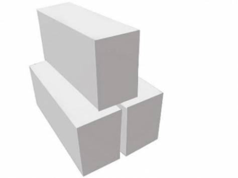 Газосиликатный блок. Блок керамзитобетонный, фотография 1