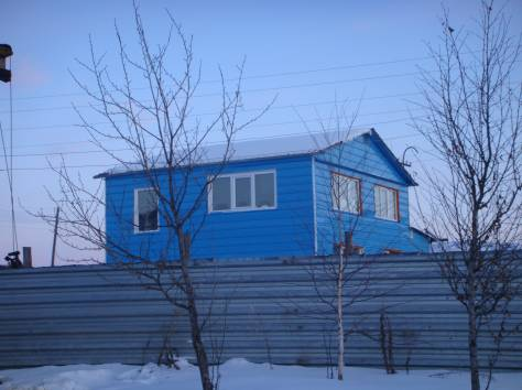 Продам 2х этажный дом 120 м² на участке 20 соток, 80 км от города  , фотография 1