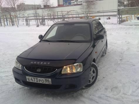 продам машину - Hyundai Accent, фотография 2