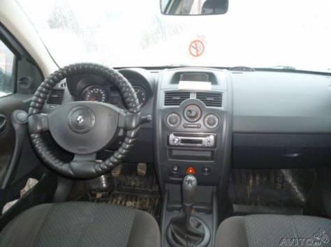 Renault Megane, 2005, фотография 5