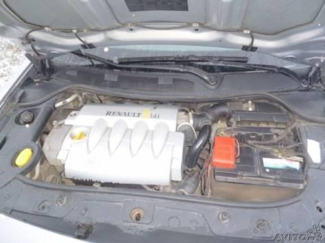 Renault Megane, 2005, фотография 7