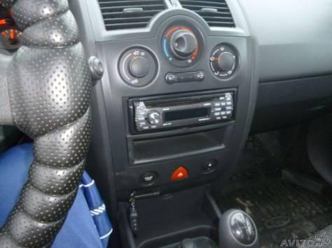 Renault Megane, 2005, фотография 8