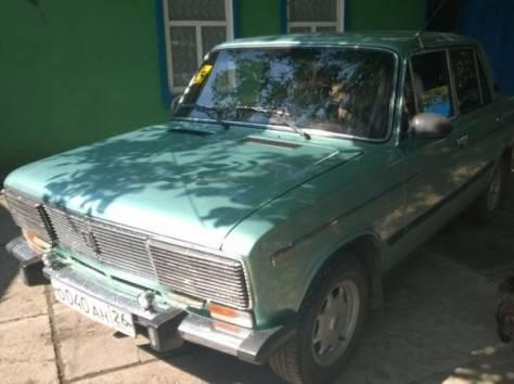 Продается ВАЗ-2106 1988 г., фотография 1