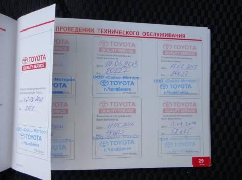 Toyota RAV 4 2.0 CVT (148 л.с.) 4WD 2012, фотография 4
