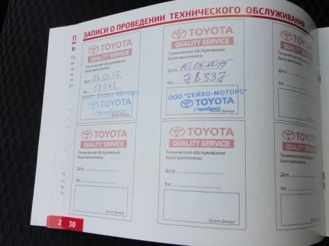 Toyota RAV 4 2.0 CVT (148 л.с.) 4WD 2012, фотография 6