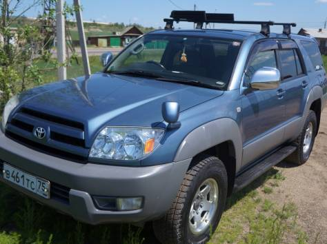 Toyota Hilux Surf 2.7 AT (150 л.с.) 4WD 2002, фотография 2