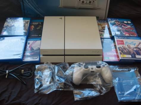 Новый PlayStation 4 500gb в коробке, фотография 1