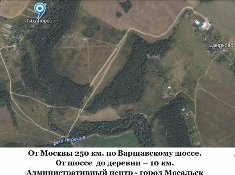 Продаю полдома 88 кв.м. в Калужской области., фотография 3