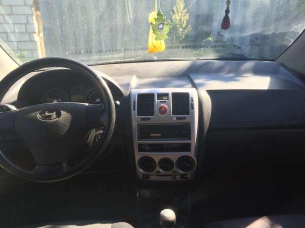 Hyundai Getz, фотография 3