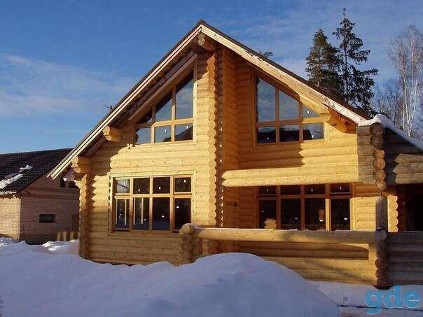 Деревянный дом, фотография 1