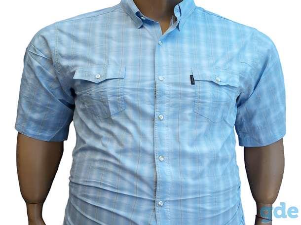 314d17ae8324b66 Мужские рубашки WRANGLER большого размера   Рубашки в Москве ...